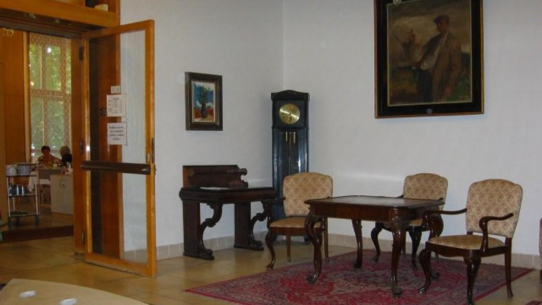 Отель Либенский / Hotel Libenský